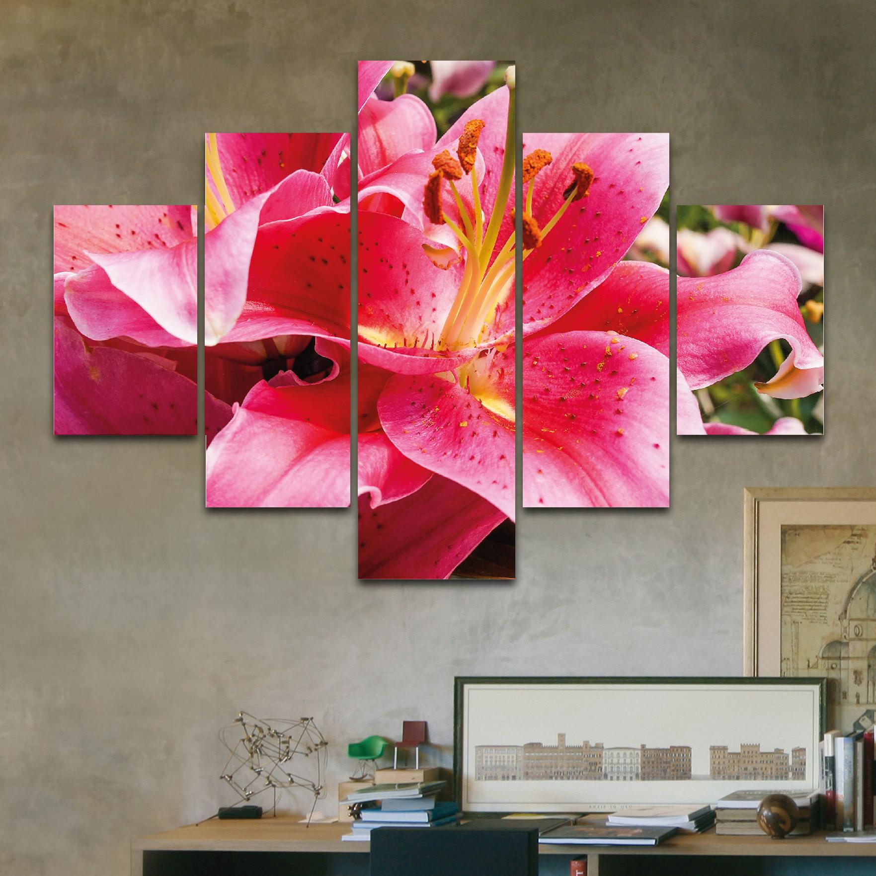 Pistilo en flor 110 cm x 70 cm cuadros decorativos for Donde puedo comprar cuadros decorativos