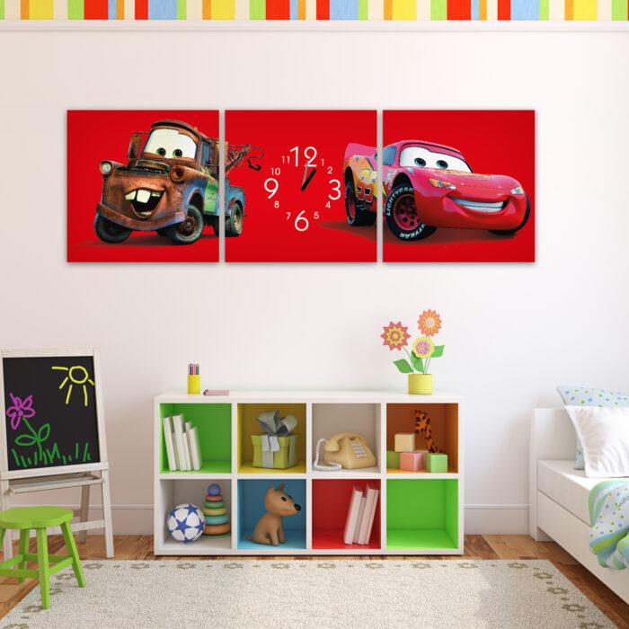 Cars rojo (1M x 30cm)