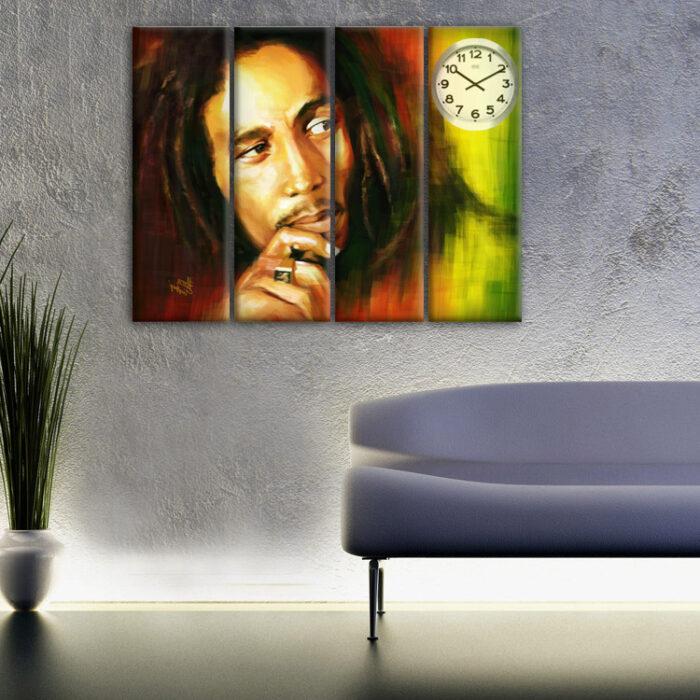 Bob Marley (1,10M x 70cm)