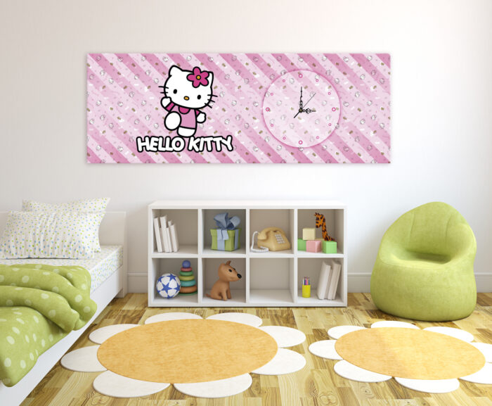 Hello Kitty (70cm x 24cm)