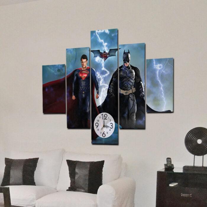 Superman Vs Batman (110 cm x 70 cm)