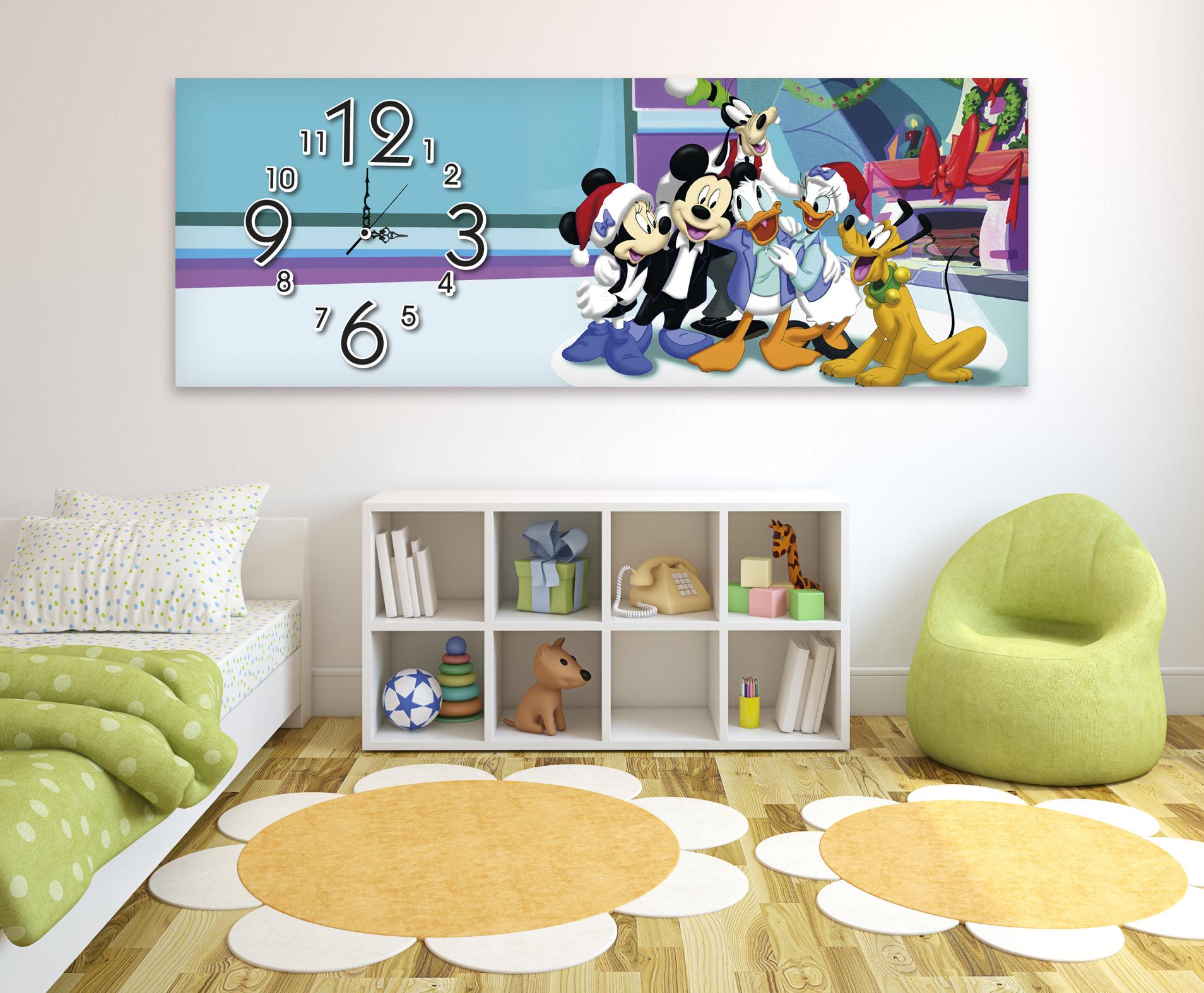 Cumplea os disney 70cm x 24cm cuadros decorativos for Donde puedo comprar cuadros decorativos