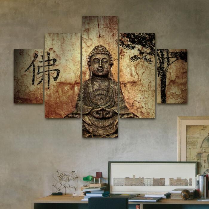 Buda Rústico (110 cm x 70 cm)