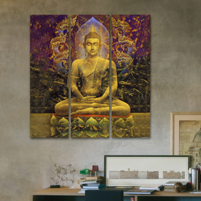 Buda Espiritual (80 cm x 70 cm)