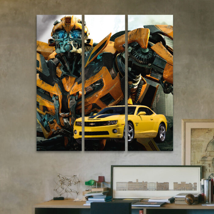 Transformers (80 cm x 70 cm)