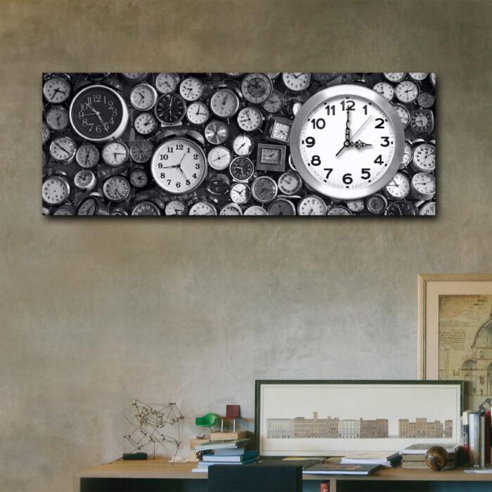 Relojes (70 cm x 24 cm)
