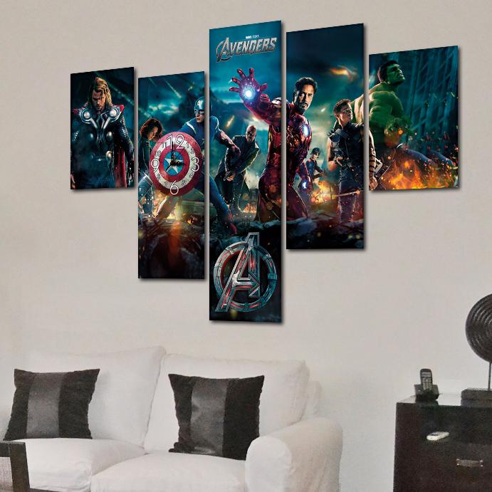 Avengers (110 cm x 70 cm)