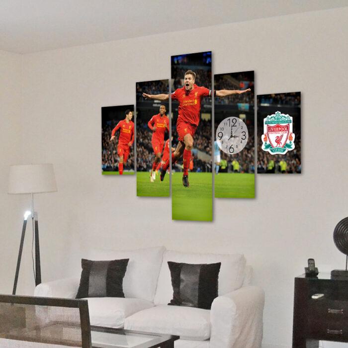 Steven Gerrad - Liverpool (1,10m x 70cm)