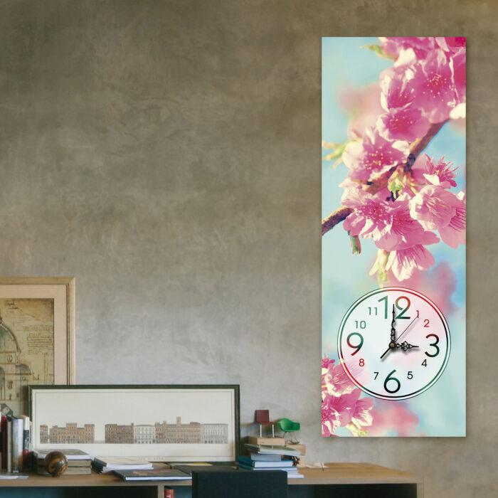 Sakura en Flor (24cm x 70cm)