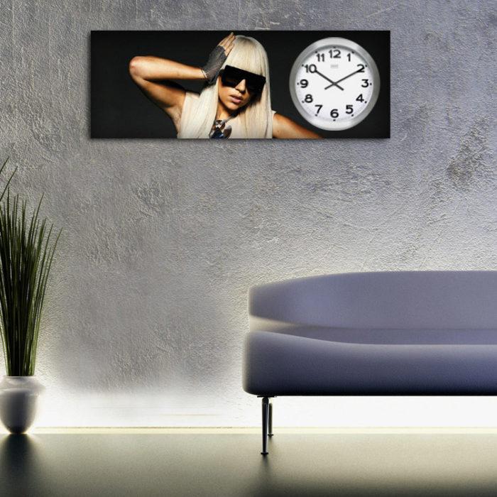 Lady Gaga (70cm x 24cm)
