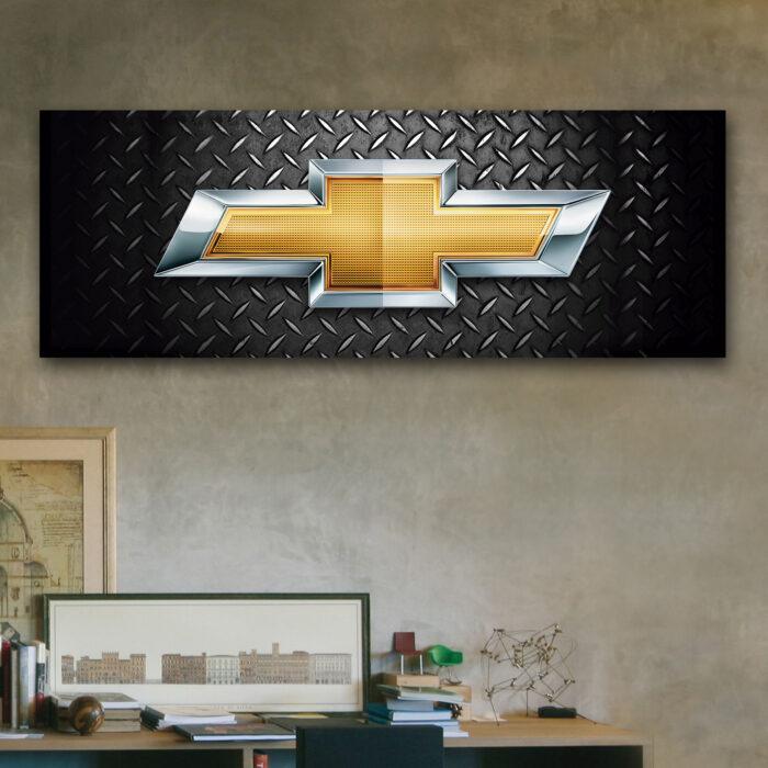 Chevrolet Logo (24cm x 70cm)