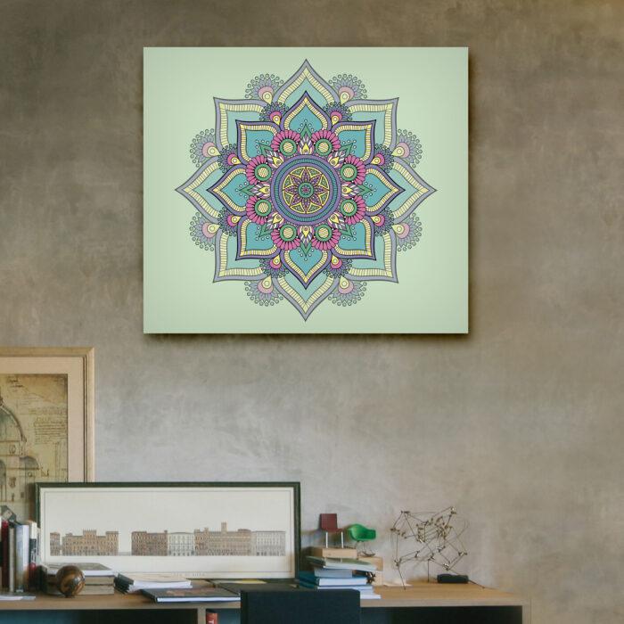 Mandala Serenidad (40cm x 35cm)