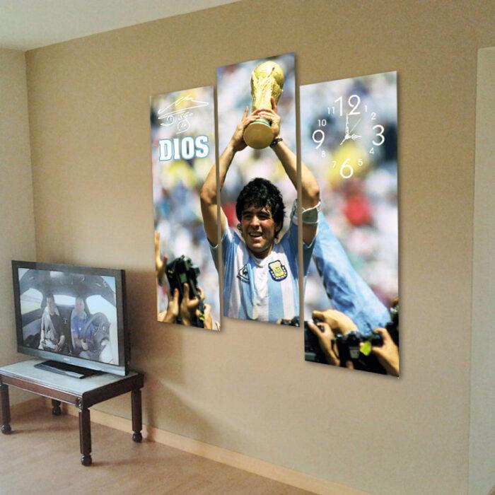 Maradona (80cm x 1M)