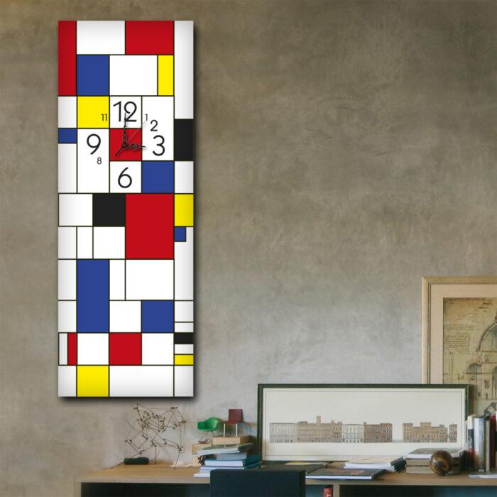 Estilo Mondrian (24cm x 70cm)