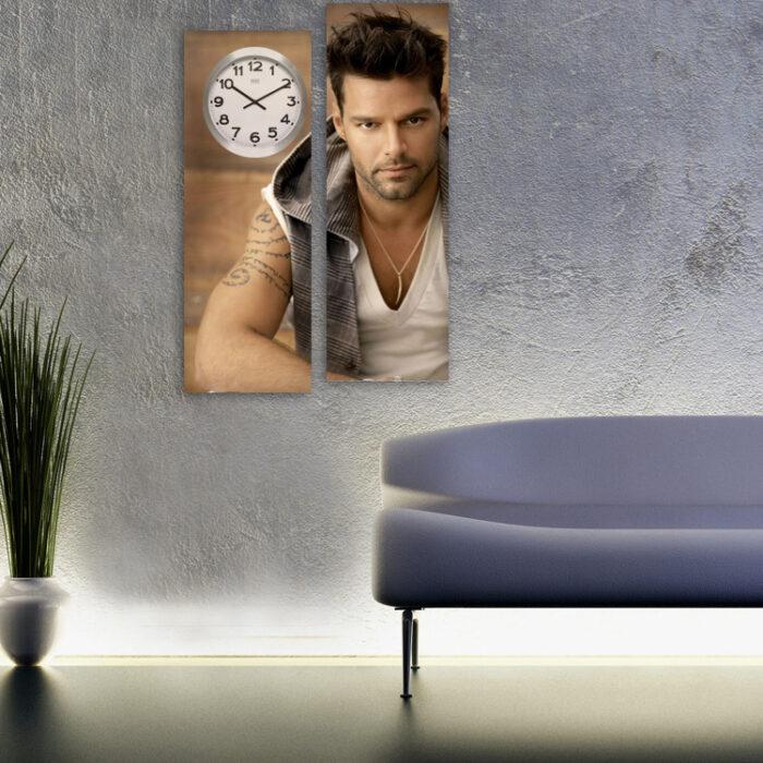 Ricky Martin (50cm x 70cm)