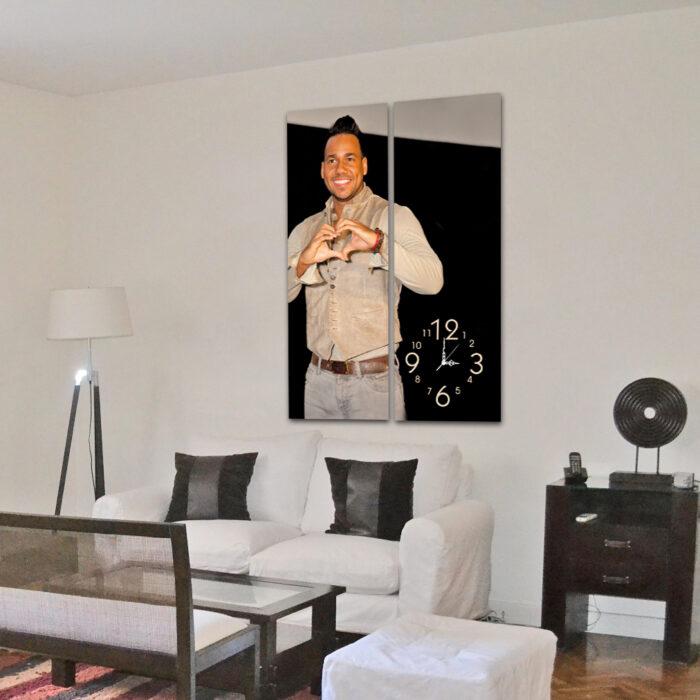 Romeo Santos Corazon (50cm x 70cm)
