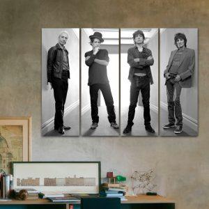 Rolling Stones (1,10M x 70cm)