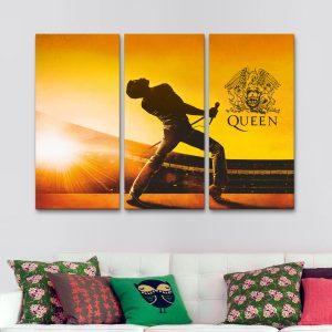 Queen (110 cm x 70 cm)