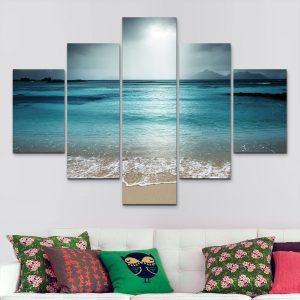 Playa Calma (110cm x 70cm)