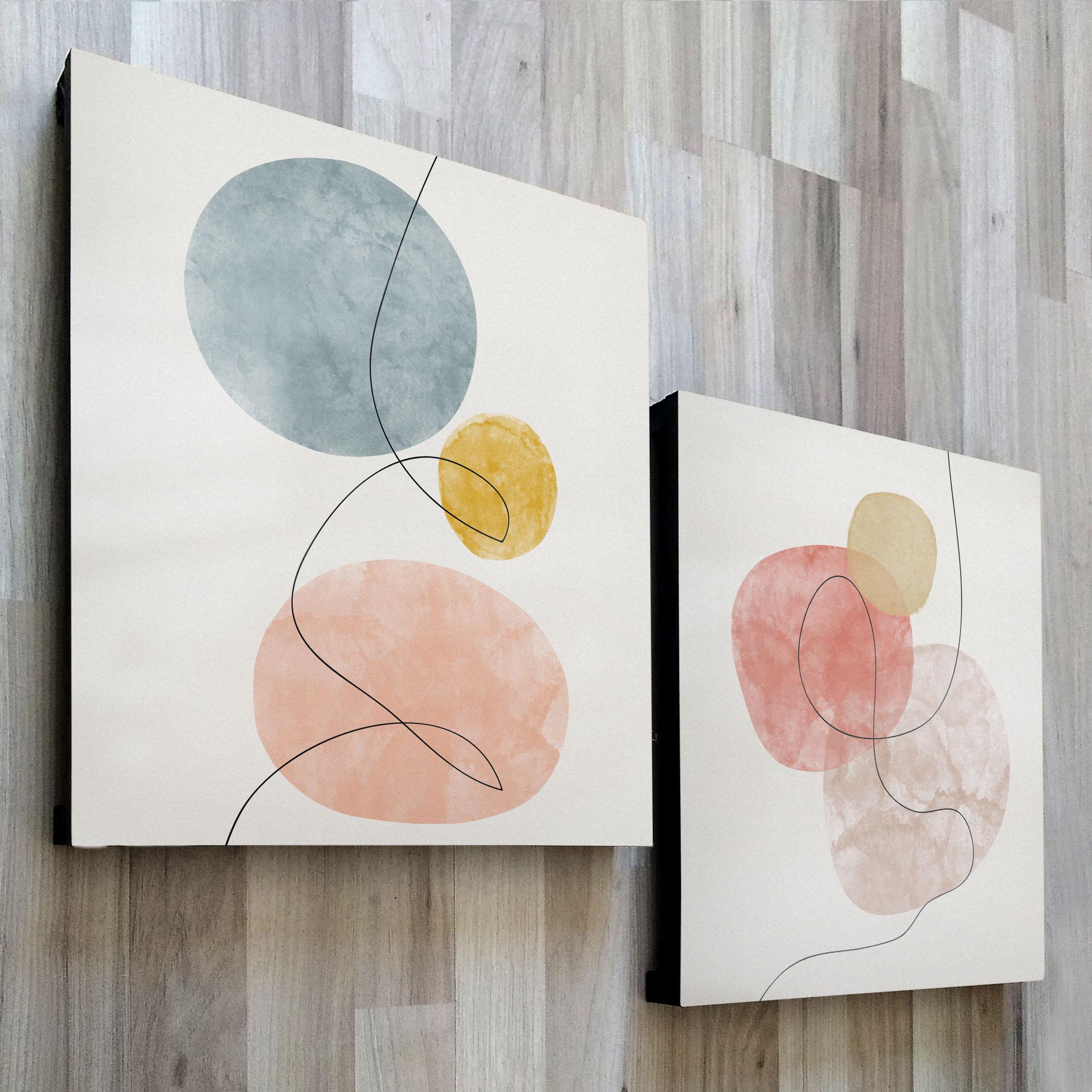 Abstractos Modernos 201 + 202.
