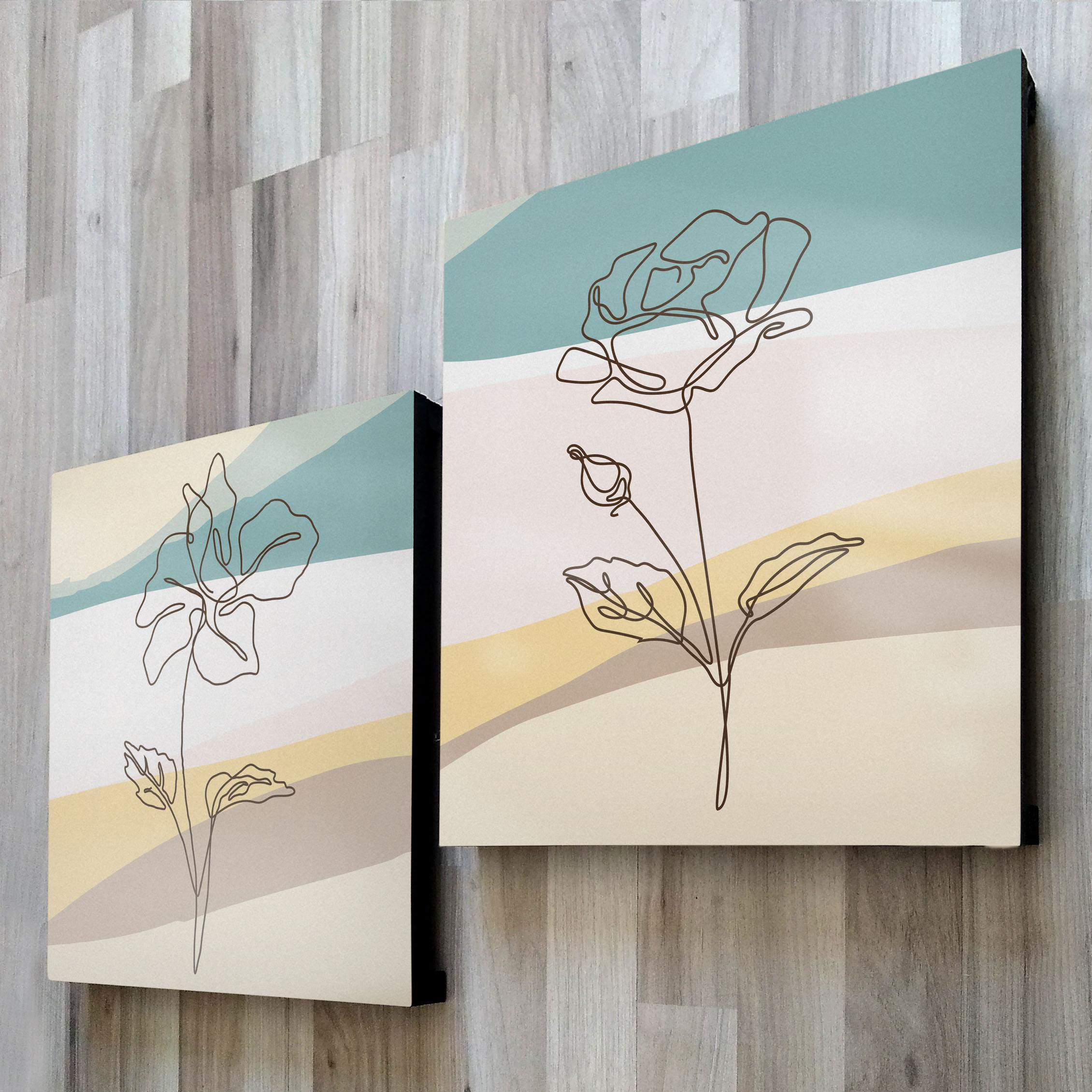 Abstractos Modernos 502 + 501