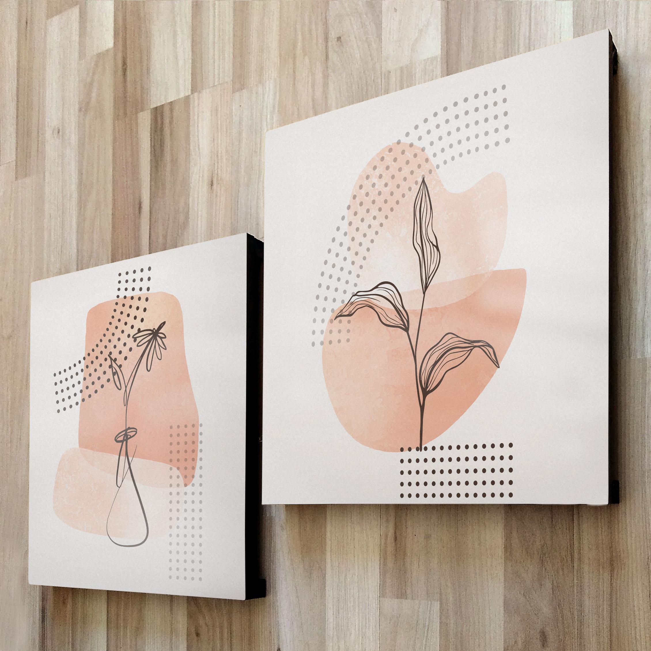 Abstractos Modernos 801 + 802 2
