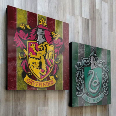 Harry Potter Casas A